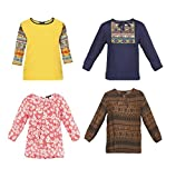 #4: Mayra Women' Pack of Four Partywear Tops