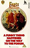 A Funny Thing Happened on the Way to the Forum [VHS] [UK Import] -