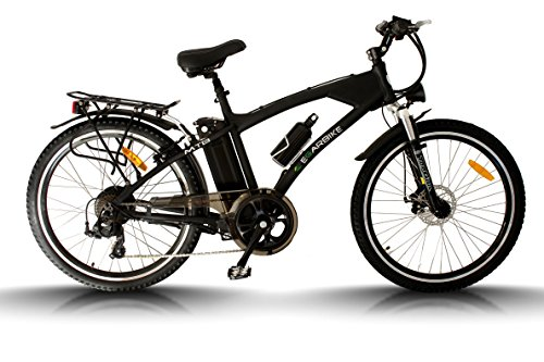 egarbike Bicicleta eléctrica MTB Lifepo4 36V 10ah 26