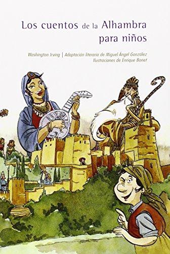 Cuentos de la Alhambra para niños,Los (Vela Narrativa) por Aa.Vv.