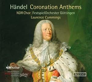 Hymnes du Couronnement/Esther /Choeurs de la Version de 1732