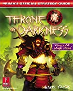 Throne of Darkness - Prima's Official Strategy Guide de Prima Temp Authors