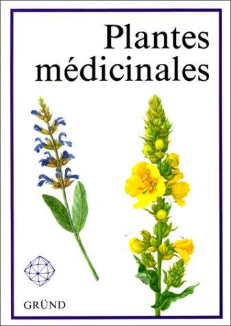 Plantes médicinales par Frantisek Stary