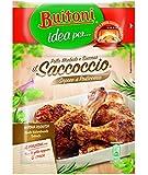 BUITONI IDEA PER...IL SACCOCCIO SAPORE DI ROSTICCERIA sacchetto e spezie per pollo al forno 1 pezzo