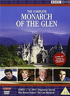 Monarch Of The Glen - Complete Series 1-7 Box Set [DVD] [2000] (B000GETVAA) | Amazon Products