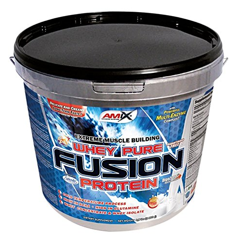 Amix Whey Pure Fusion Proteínas - 4000 gr_8594159534360