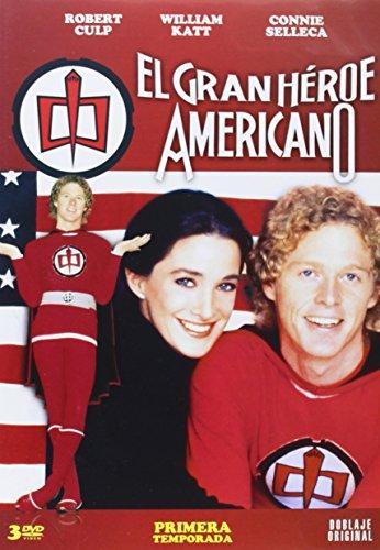 El Gran Héroe Americano - Temporada 1 [DVD]