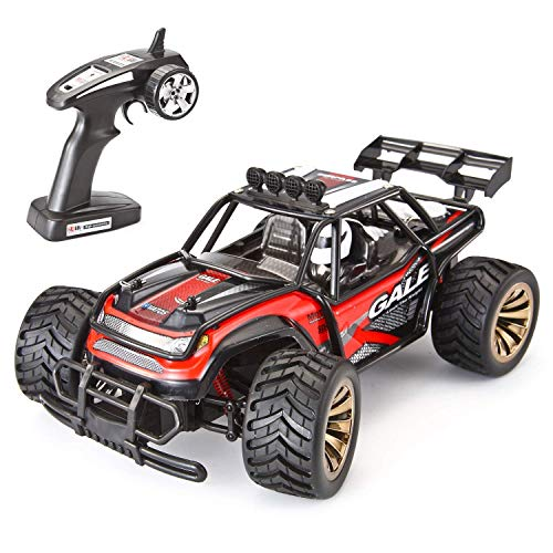 VATOS Ferngesteuertes Auto RC Auto 1:16 Skala 2,4 GHz RC Racing Buggy Auto Offroad Elektro High Speed Monster Truck Rennen Crawler 2WD 50M Entfernung Fahrzeug Spielzeug Radio gesteuertes Auto -