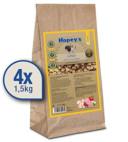 hopey-s-nourriture-pour-chien-croquettes-gebacken-adult-volaille-riz-sans-ble-6-kg