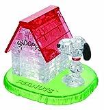 HCM Kinzel Jeruel 59133 - Crystal Puzzle - Snoopy House