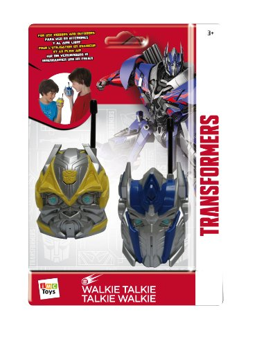 Transformers Walkie Talkie