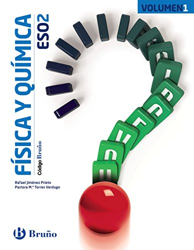 Código Bruño Física y Química 2 ESO - 3 volúmenes - 9788469613146 por Rafael Jiménez Prieto
