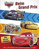 Cars - Beim Grand Prix: Mit Glitzerstickern