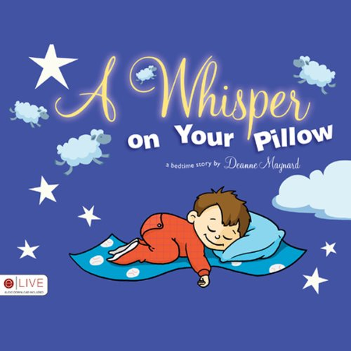 A Whisper on Your Pillow  Audiolibri