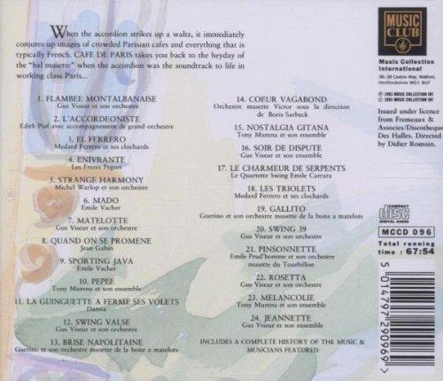 Cafe de Paris-24 Accordion Cla - 2