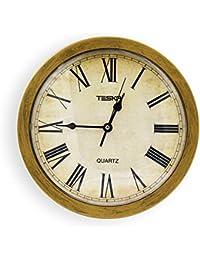 SODIAL Reloj De Pared De Almacenamiento Uso En Interiores como Compartimiento Secreto Oculto con Envase Oculto
