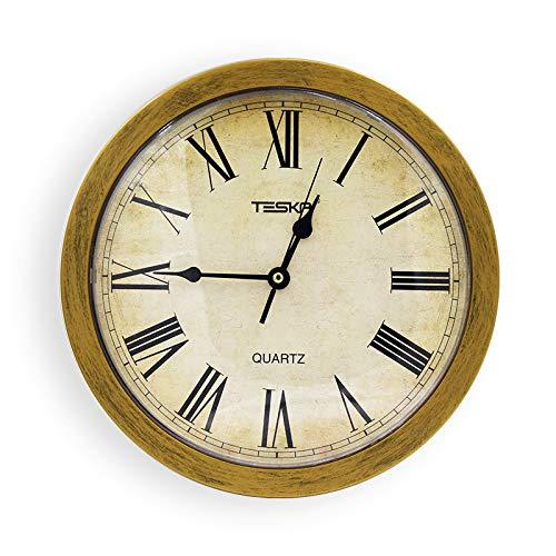 SODIAL Reloj De Pared De Almacenamiento Uso En Interiores como Compartimiento Secreto Oculto con Envase...