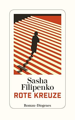 Buchseite und Rezensionen zu 'Rote Kreuze' von Sasha Filipenko
