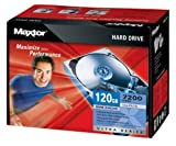 Maxtor L01P120 7200 RPM 120 GB Internal Hard Drive