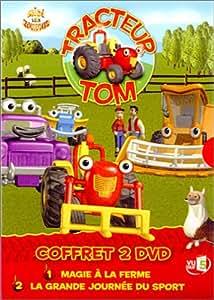 Tracteur Tom, Vol. 1 et 2 - Coffret 2 DVD