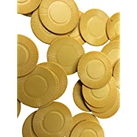 Bag of 500 Thin Tokens/Drinking Counters Vouchers/Poker Chips - Approx 39mm
