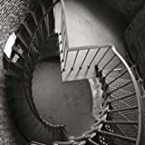 Lighthouse Stairs IV by Vitaly, Geyman - Fine Art Print on CANVAS : 24 x 24 Inches