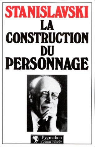 La Construction Du Personnage [Pdf/ePub] eBook