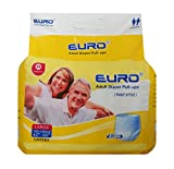 "Best Euro - Euro Adult Diapers Pullups Large 100-145Cm/40""-58"" (10's) Review"