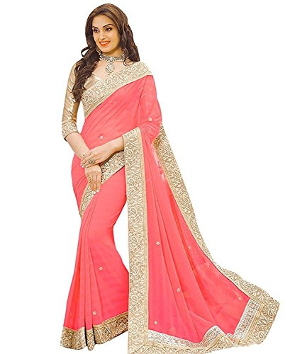 Sarees(Pramukh Fashion Womens Clothing Saree For Women Latest Design Collection Material Latest...
