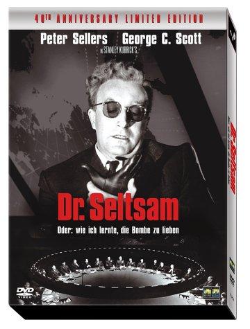Bild von Dr. Seltsam oder Wie ich lernte, die Bombe zu lieben (40th Anniversary Limited Edition, 2 DVDs)