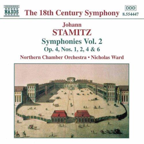 Stamitz, J.: Symphonies, Vol. 2