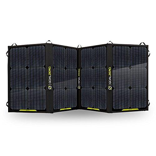 Goal Zero Unisex Nomad 100 Solarpanel, schwarz, Nicht Nicht zutreffend