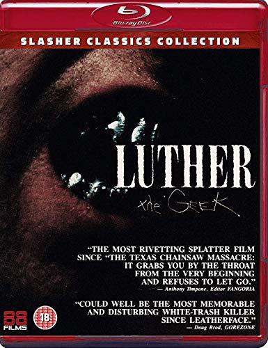 Luther The Geek [Edizione: Regno Unito]