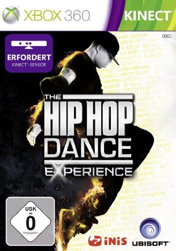 The Hip Hop Dance Experience - Kinect 360 Xbox Nur