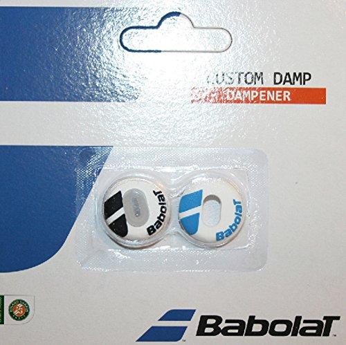 Preisvergleich Produktbild Babolat Custom Damp X2 Black white blue