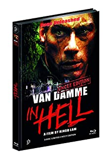 IN HELL - Rage Unleashed (Blu-ray + DVD) - Cover B - Mediabook - Limited 500 Edition