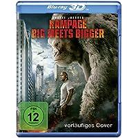 Rampage: Big Meets Bigger 3D
