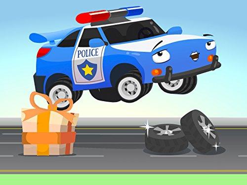 Polizeiauto Flash (Burger Geschenke)