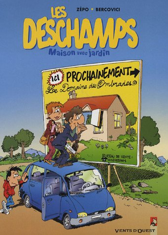 Les Deschamps, Tome 1 : Serial bricoleur
