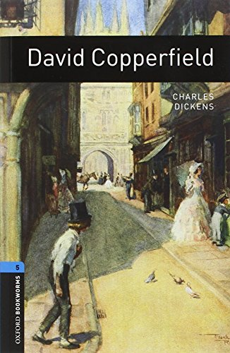 David Copperfield : Level 5 Book and Audio Cd