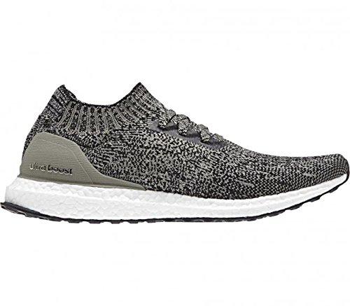 adidas Chaussures Ultraboost Uncaged Vert/Noir/Gris Taille: 42 2/3