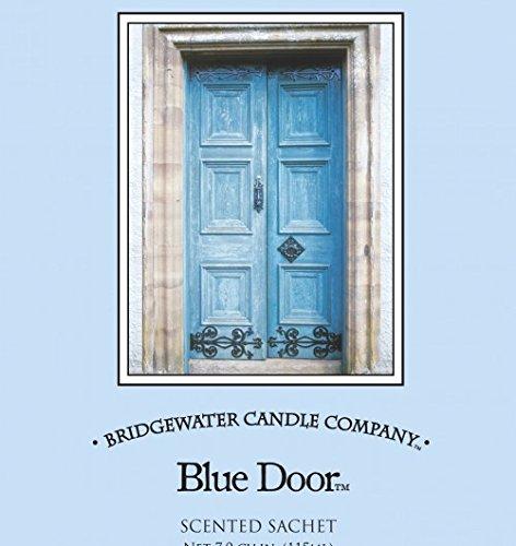 Greenleaf Porte Sachets parfumés – Bleu
