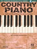 Keyboard Style Country Piano Pf Book/Cd: The Complete Guide (Hal Leonard Keyboard Style)