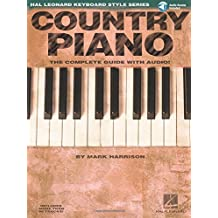 Country Piano: The Complete Guide (Hal Leonard Keyboard Style)