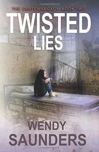 Twisted Lies (The Carter Legacy)
