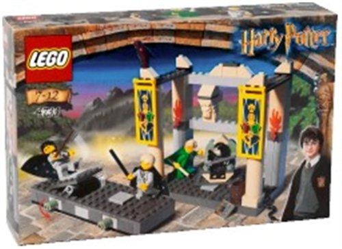 Lego 4733 - Der Duellierclub TM, 129 Teile (Draco Malfoy Lego)