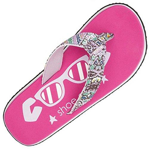 Cool Shoes , Tongs pour femme Ikat