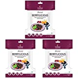 Rostaa Berrylicious 50gm Mini Pouch (Pack of 3)