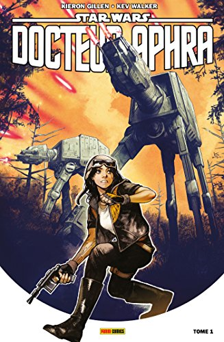 Star Wars: Docteur Aphra T01 : Aphra