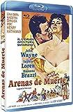 Stadt der Verlorenen / Legend of the Lost ( 1957 ) ( ) [ Spanische Import ] (Blu-Ray)